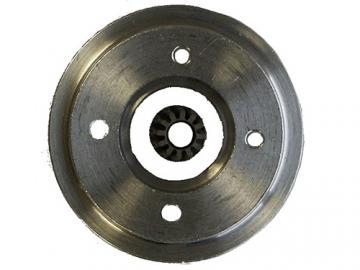 Motorflansch Faulhaber für 3 Gang Getriebe Veroma Art. 251150