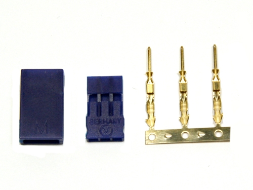 Servokupplung BLUE LINE Graupner/JR