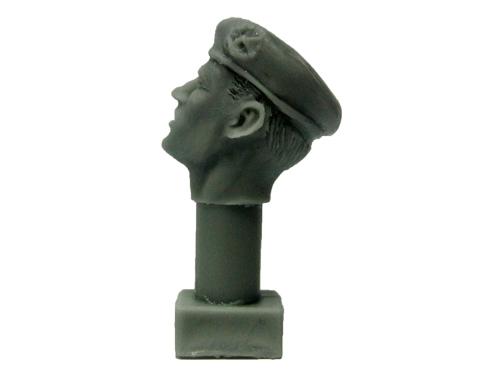 Kopf 1 Barett