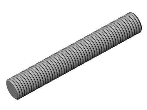 Gewindestange Stahl verzinkt