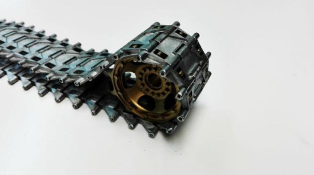 MLRS / MARS Metallkette 1:16