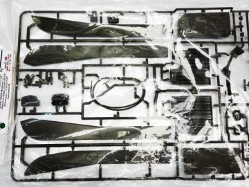 Tamiya C-Teile (Seitenteile) M26 Pershing 56016