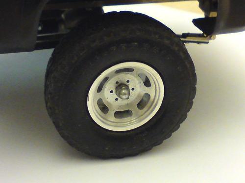 Jeepreifen klein