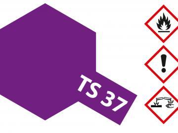 Tamiya Acryl Sprühfarbe TS-37 Lavendel glänzend