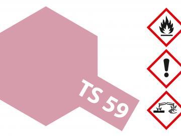 Tamiya Acryl Sprühfarbe TS-59 Hellrot Perleffekt glänzend