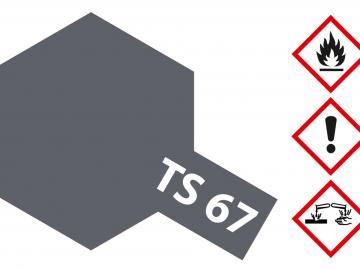 Tamiya Acryl Sprühfarbe TS-67 IJN Grau Sasebo Arsenal