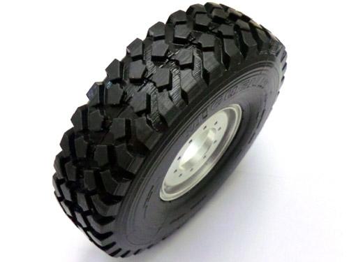 Michelin 16 R 20 XZL Vollreifen