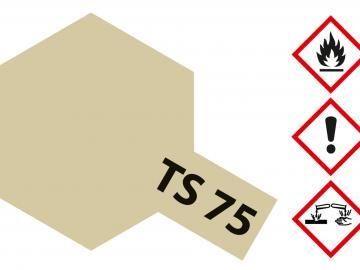 Tamiya Acryl Sprühfarbe TS-75 Champagner Gold glänzend