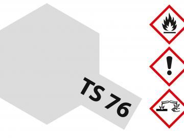 Tamiya Acryl Sprühfarbe TS-76 Mica Silber (Glimmer) glänzend
