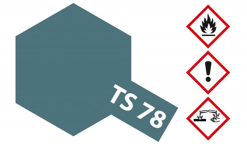 Tamiya Acryl Sprühfarbe TS-78 Feldgrau 2 matt