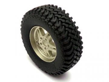 Geländebreitreifen für Jeeps