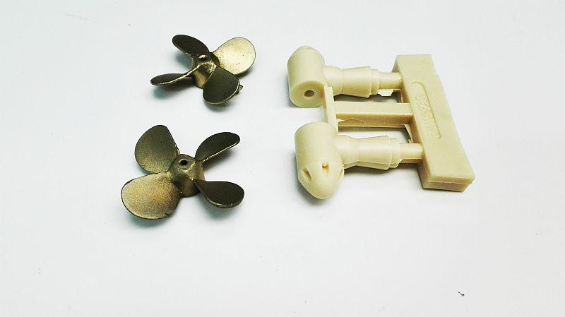 Propellerantrieb Fuchs