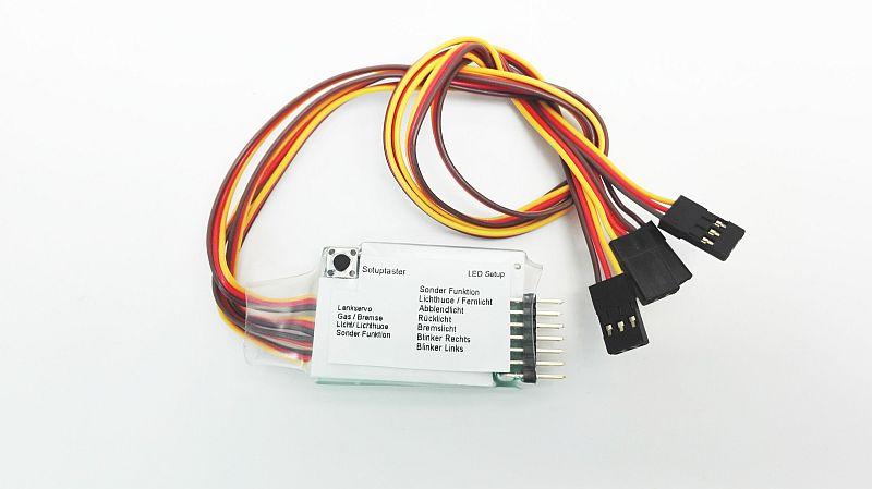 Lichtmodul LM7 Minilichtanlage