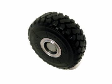 6x6 Reifen/Felgeset für RB-35-Motoren mit Reifen 29,5R25