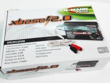 Ansmann Ladegerät xBase 2.0