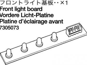 Ersatzteil 7305073 Lichteinheit vorne