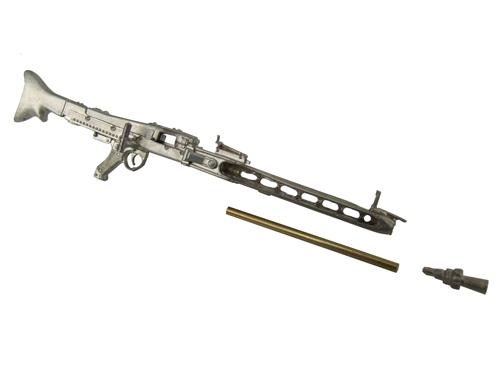 MG-3 mit Lafette
