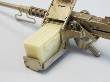 Munitionskiste für Browning-MG