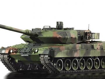 Tamiya Leopard 2A6 Full Option
