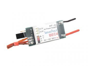 Servonaut Stromversorgung BEC4