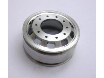 Langlochfelge Tamiya in Aluminium