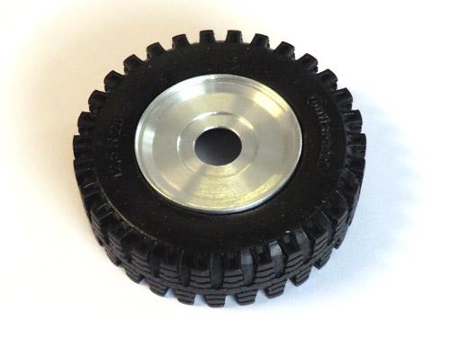 Felge für Reifen 12,5R20