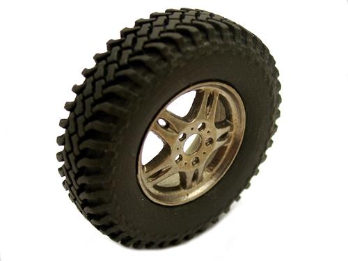 5 Stern-Felge schmal für Reifen RE16117