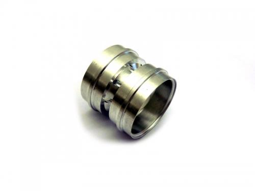 Tieflader Felgensatz Aluminium/Kunststoff