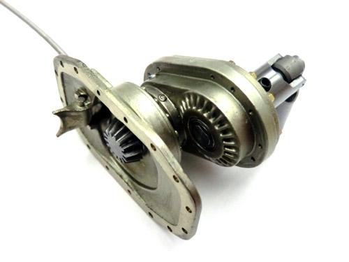 FleXaxle Wendegetriebe
