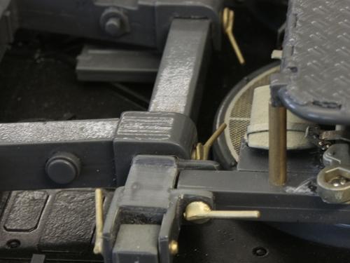 Bolzensatz klein für Triebwerkskonsole