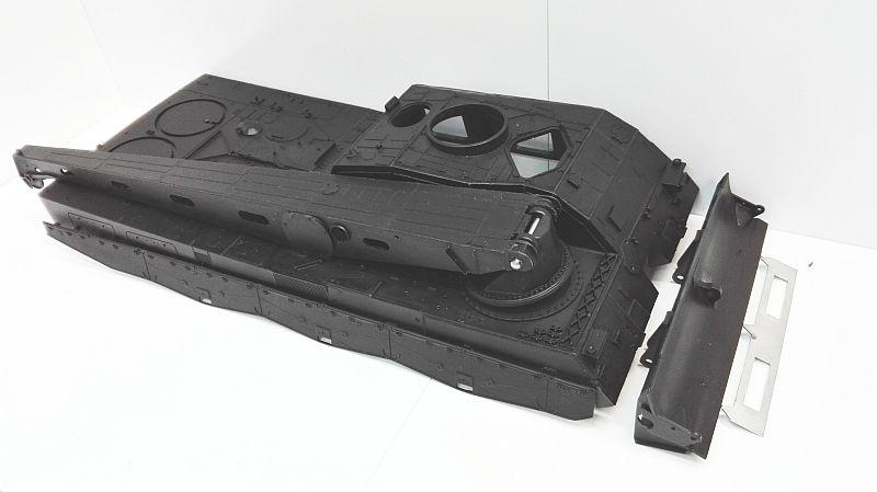 Bergepanzer 3 Büffel 1:16 Teilesatz passend für Tamiya und Taigen Leopard 2