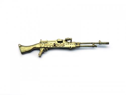 FN-MG mit Schaft