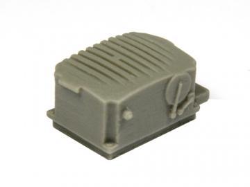 Lasermodul Folgeradar Gepard A1/A2