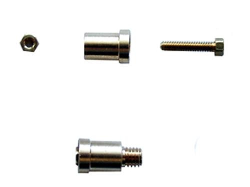 Stoßdämpferschraube Set 12 Stück