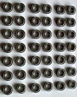 Kugellagerset komplett