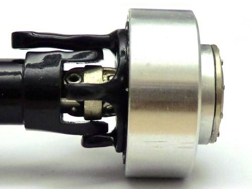 Vorderachse mit Außenplanetengetriebe V2.2