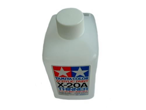Tamiya X20A Verdünner 250ml