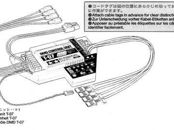 DMD Steuereinheit T-07 Leopard 2A6 56020