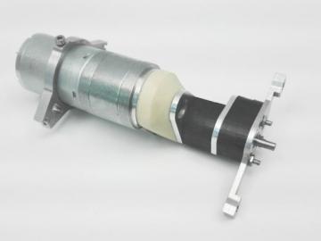 Antriebsmotor & Allradgetriebe