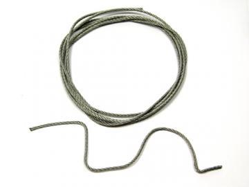 Flex. Stahlseil 2mm