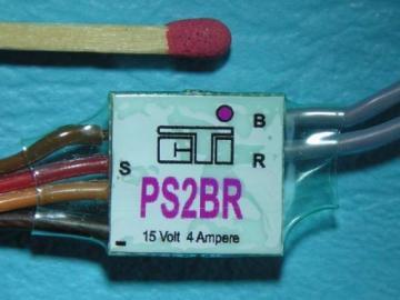 PS2BR Schaltmodul