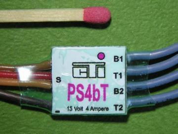 PS4bT Schaltmodul