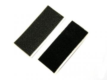 Klettbänder selbstklebend 25 x 60 mm