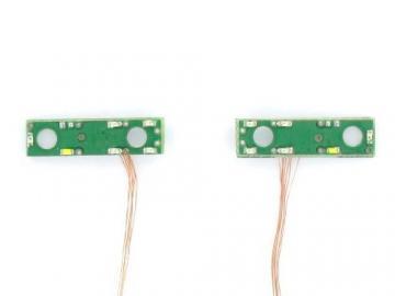 6-Kammer Elektronik 12 Volt Veroma 191530, Carson 907386