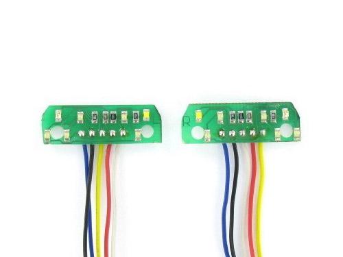 7-Kammer Elektronik 7,2 Volt