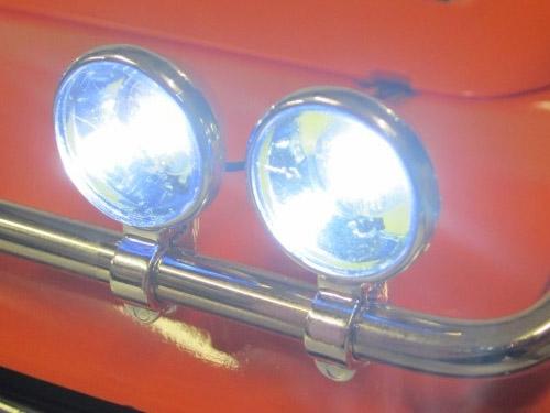Beleuchtungsplatine Dachlampen 12 Volt