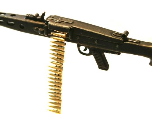 Patronen für MG 3