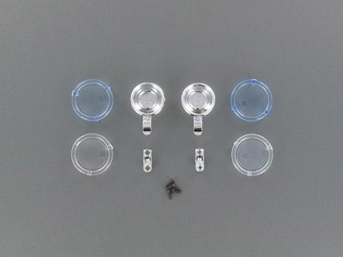 Dachlampensatz 5mm