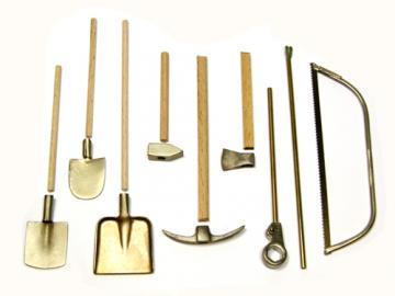 Werkzeugset komplett