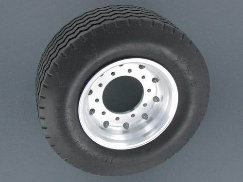Anhängerfelge für Michelin-Reifen